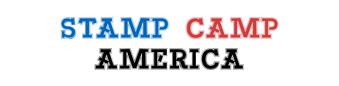 Stamp Camp USA - Home Logo